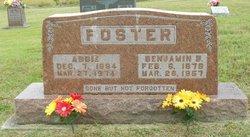 """Benjamin Butler """"Ben"""" Foster"""