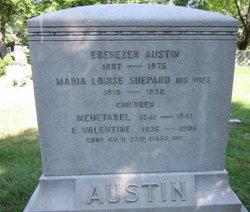 Maria Louise <I>Shepard</I> Austin