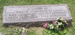 William A Achenbach