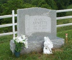 Grace Viola <I>Hayes</I> Arnette