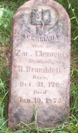 Verlinda <I>Bramblett</I> Clements