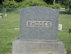 Mae R <I>Greenwood</I> Rhodes