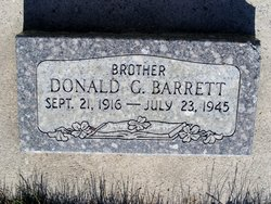 Donald Grant Barrett