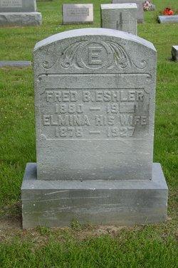 Fred B Eshler