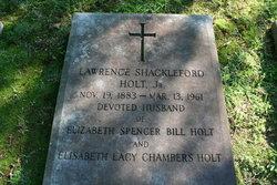 Lawrence Shackelford Holt, Jr