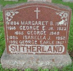 "George Earle ""Earle"" Sutherland"