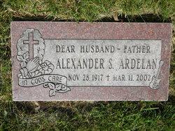 "Alexander ""Al"" Ardelan"