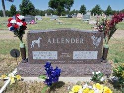 Wayne Eugene Allender