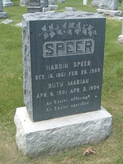 Hardin Speer