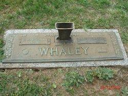 Mary <I>Brackin</I> Whaley
