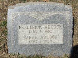 Frederick Adcock