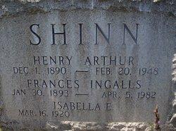 Henry Arthur Shinn
