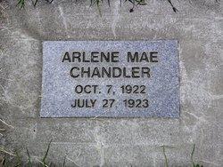 Arlene Mae Chandler
