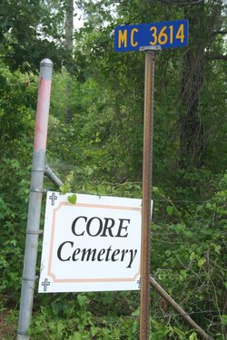 Core Cemetery African American