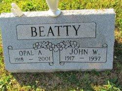 Opal Addeline <I>Scott</I> Beatty