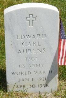 Edward C Ahrens