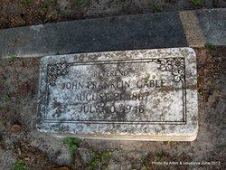 Rev John Franklin Gable