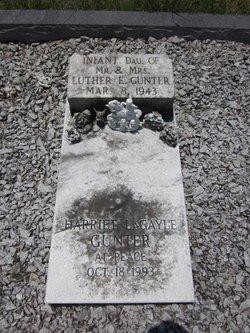 Harriet LaGayle Gunter
