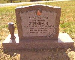 Sharon Gay <I>NeSmith</I> Steinbach