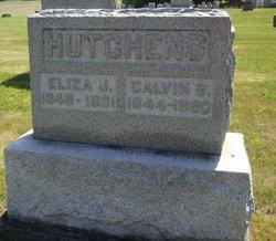Eliza J <I>Pearson</I> Hutchens