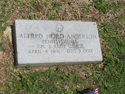 Alfred Nord Anderson