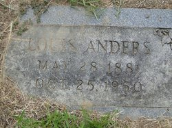 "John Louis ""Louis"" Anders"