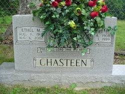 Ethel M. <I>Cole</I> Chasteen