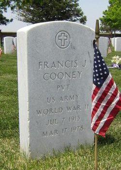 Francis J Cooney