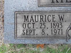 Maurice W. Killbuck