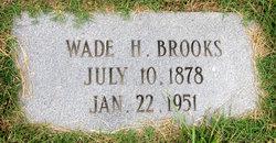 Wade Hampton Brooks