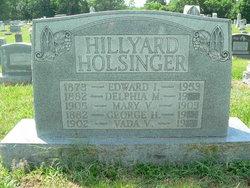 Edward I Hillyard