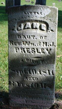 Jane Presley