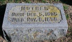 Martha A. <I>Lowe</I> Presley