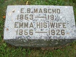Emma <I>Colvin</I> Mascho