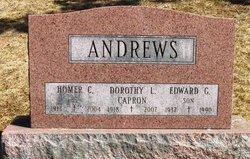 Dorothy Lillian <I>Capron</I> Andrews
