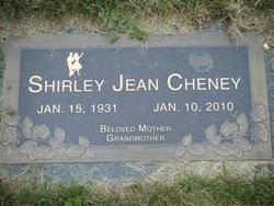 Shirley Jean <I>Hinchey</I> Cheney