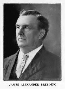 Judge James Alexander Breeding