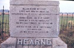 Sally <I>Wingate</I> Hearne