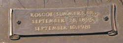 Roscoe Summers Adams, Sr