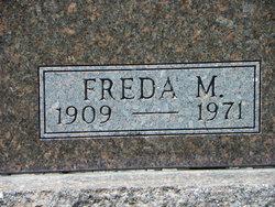 Freda M Allen