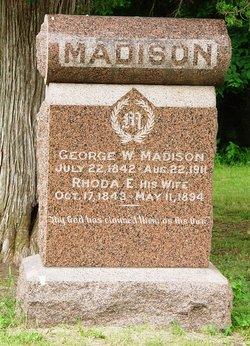 Rhoda E. <I>Rule</I> Madison