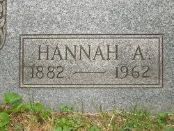 Hannah Adriana <I>Ahlstrom</I> Bixler