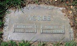 Irene Dot <I>Talley</I> Acree