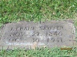 """Josiah Franklin """"Frank"""" Sawyer"""