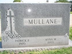 Anna Marie <I>Casey</I> Mullane