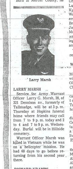 WO Larry Glenn Marsh