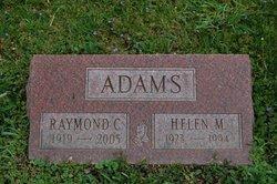 Helen M <I>Kennedy</I> Adams