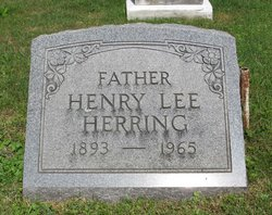 Henry Lee Herring