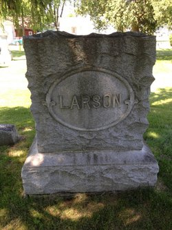 Elena <I>Hanson</I> Larson