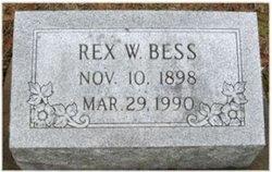 """Reginald W """"Rex"""" Bess"""